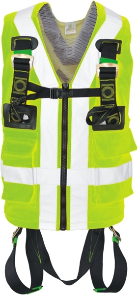 2 Point High-Visibility Full Body Harness