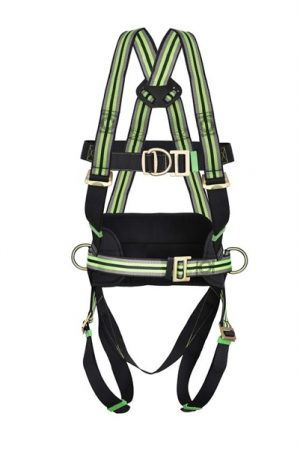 4 Point Full Body Harness