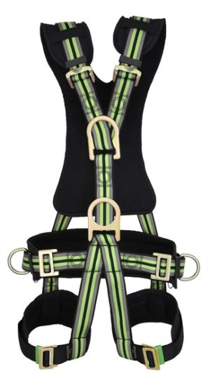 5 Point Comfort Full Body Harness