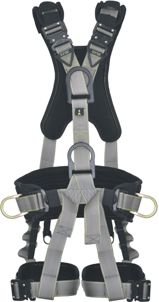 Fly'in3 – 5 Point Luxury Full Harness | Martec – Lifting ...